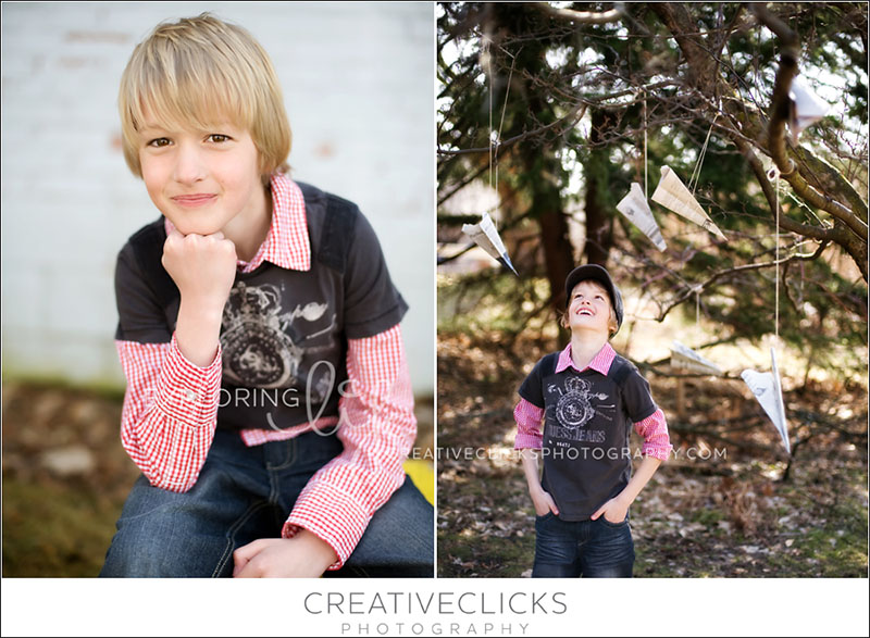 Ancaster Child Photographer