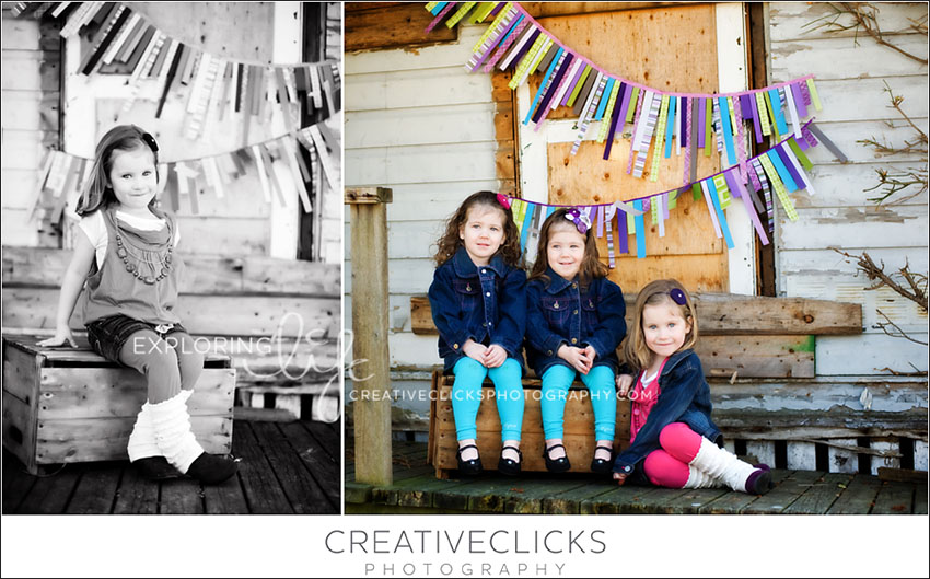 black-and-white-and-colour-photographs-of-children-at-abandoned-home