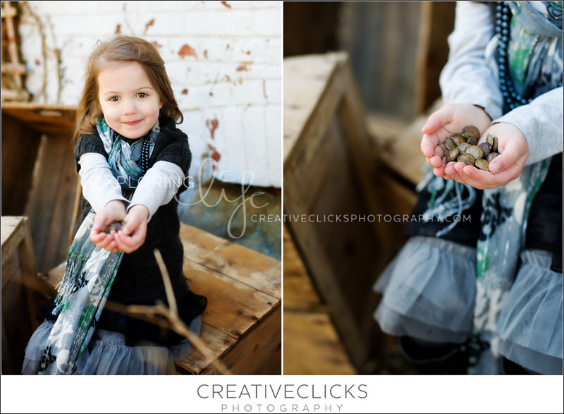 Modern Child Photography