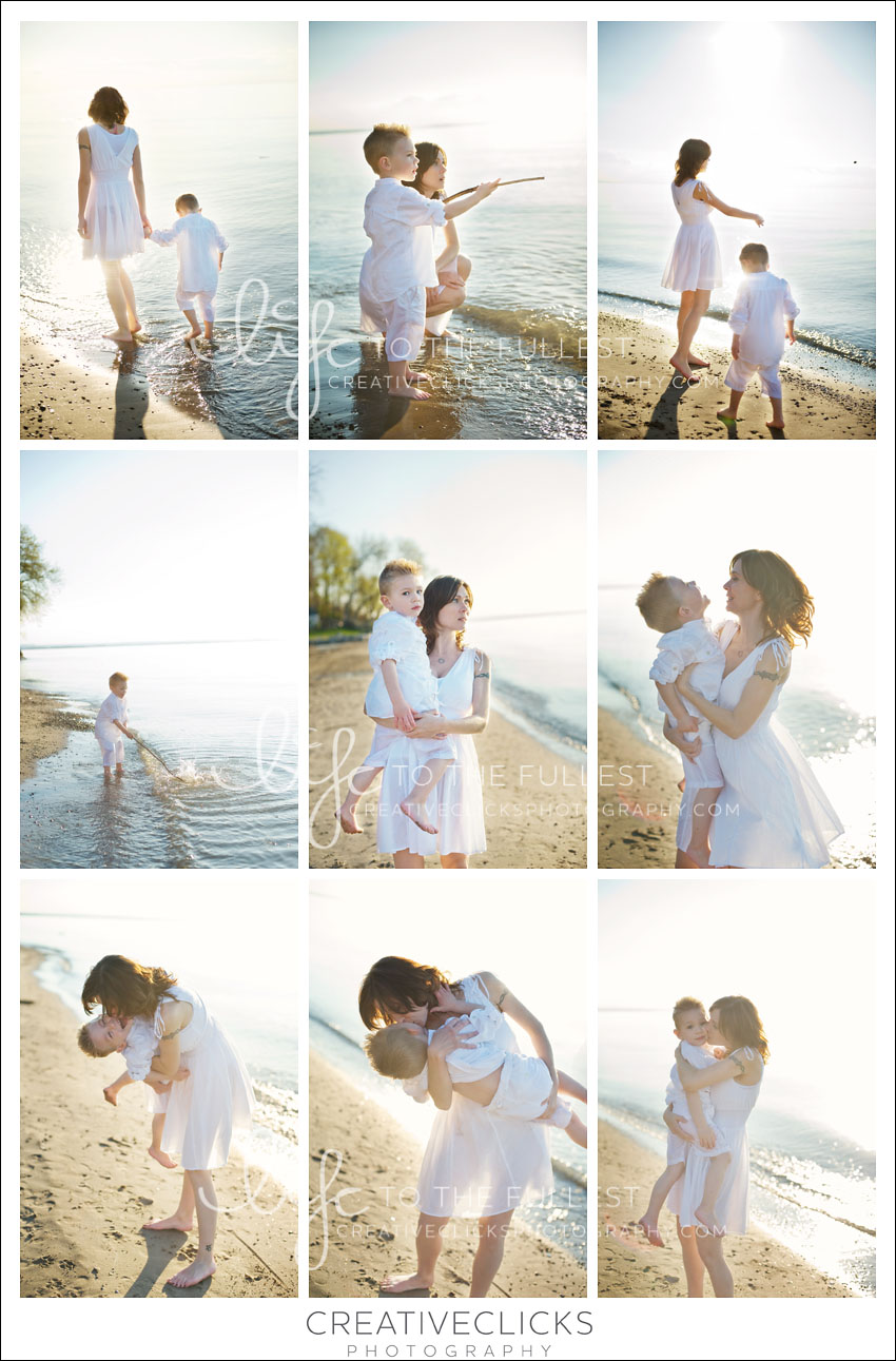 Port Dalhousie Family Photography