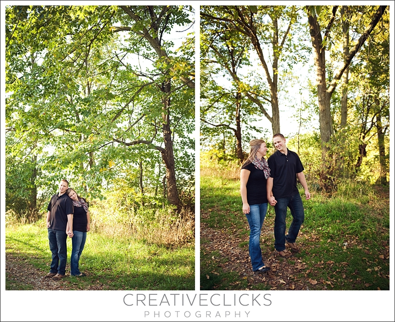 Niagara Engagement Photography