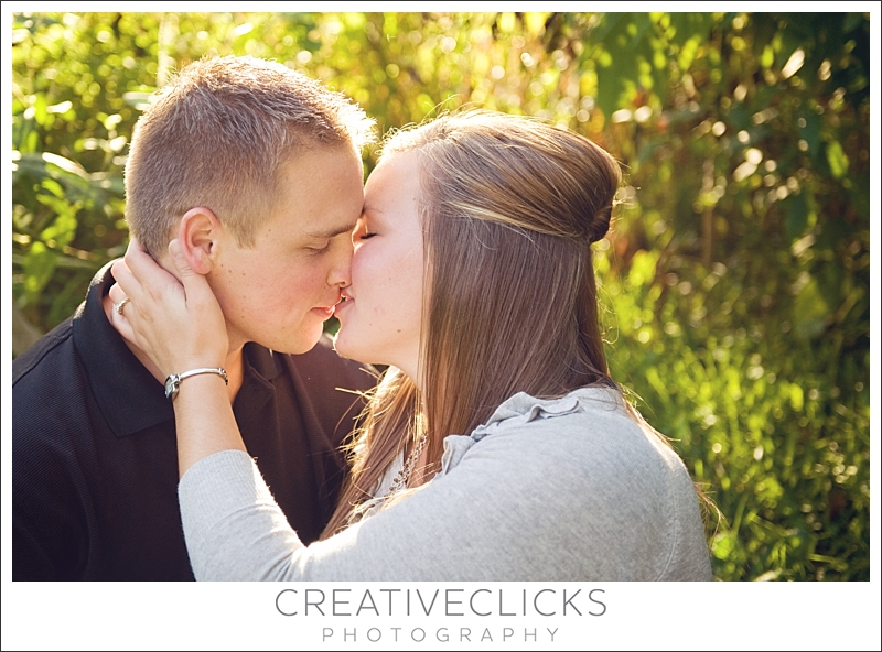 Engagement Photography Session Outdoors