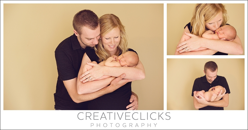 Newborn and Family Pictures