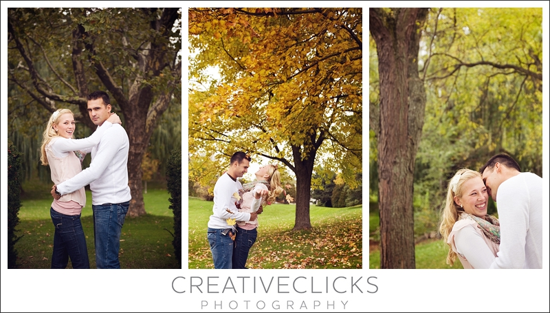 Fun Professional Photographs in the Park