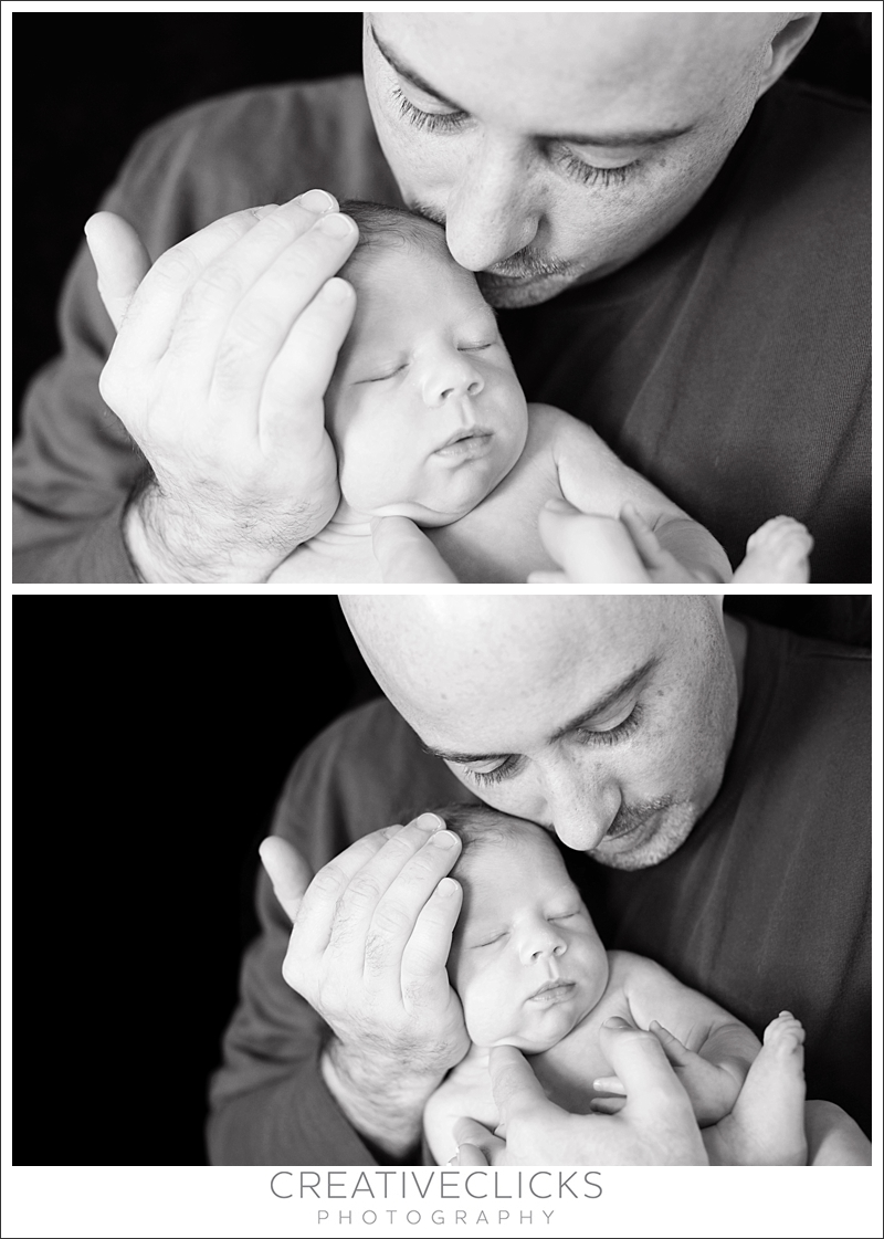 Baby and Daddy Photos