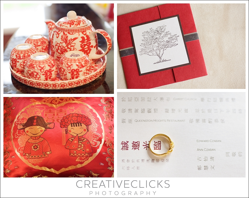 Chinese Wedding Details