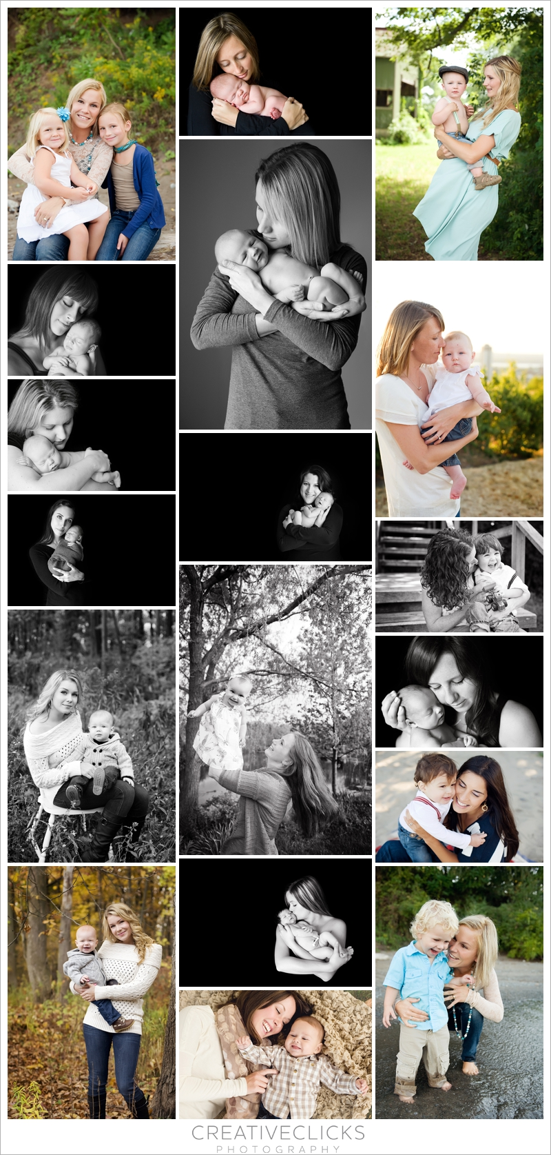 Mothers Day Image Collection