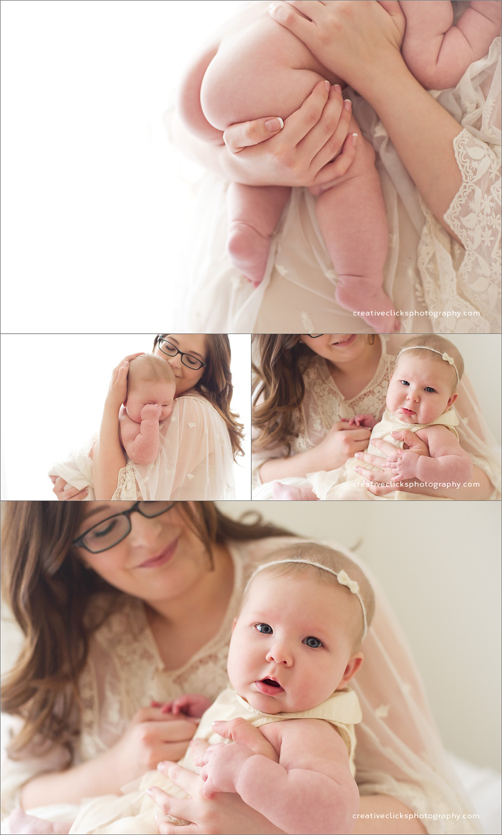 mom and baby session niagara baby photographer