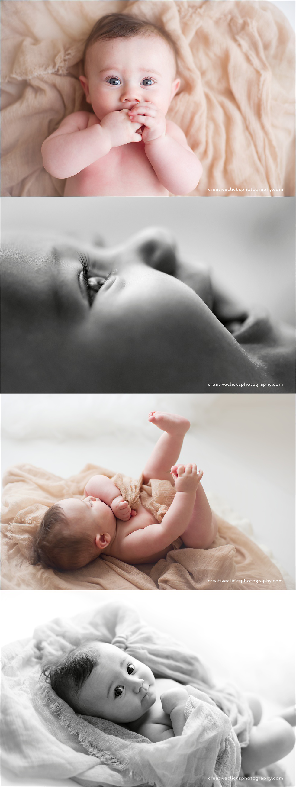 beautiful baby pictures 5 months old