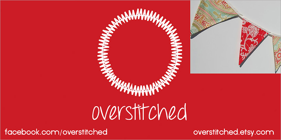 overstitched